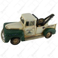 Macheta metalica masina truck retro 32 CM