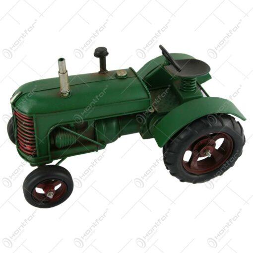 Macheta metalica tractor retro 26 CM