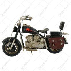 Macheta metalica motocicleta retro 27 CM