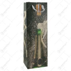 Punga cadou pentru bautura 12×36 - Design Sampanie