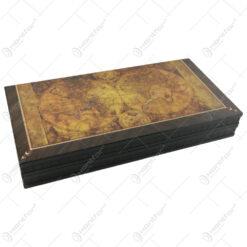 Joc de table din lemn lacuit