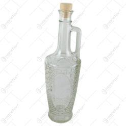 Sticla pentru bauturi cu dop Roma