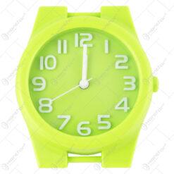 Ceas desteptator din plastic 10x12 CM - Ceas de masa
