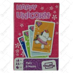 Carti de joc pentru copii - Happy Unicorn