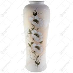 Vaza de podea din ceramica 64 CM Cub Acril