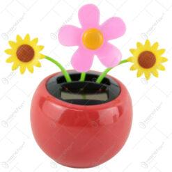 Floare solara decorativa 10 CM