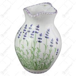 Carafa din ceramica pictata manual 1