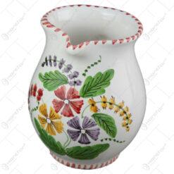 Carafa din ceramica pictata manual 0