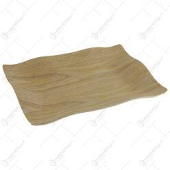 Platou din bambus 33x22 CM
