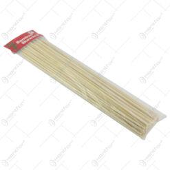 Set bete din bambus 40 CM