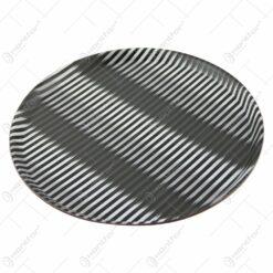 Tava servire rotunda din plastic 40 CM