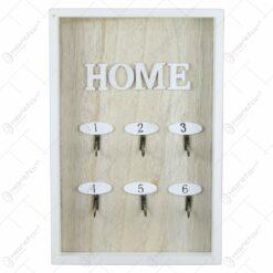 Suport pentru chei din lemn 30x20 CM Home
