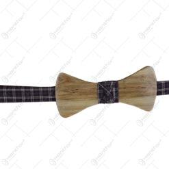 Papion din lemn - Se vinde 5 buc/pach.