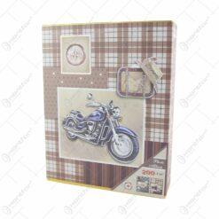 cu cutie de protectie Motocicleta/Vapor
