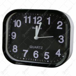 Ceas de masa din plastic Quartz 14x11 CM