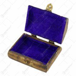 Caseta bijuterii din os 10x7 CM