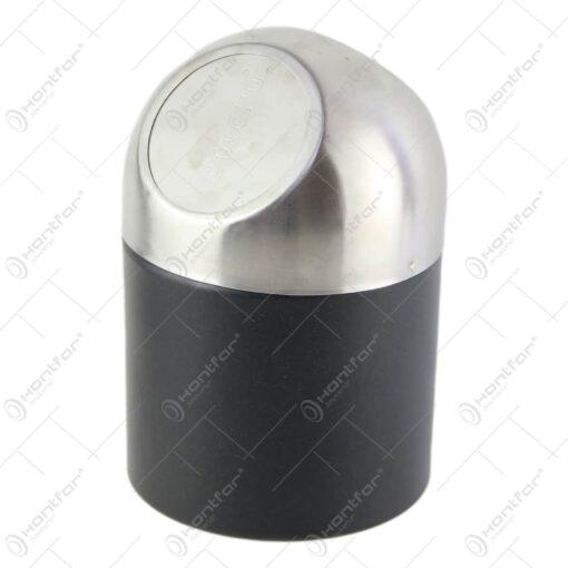 Cos de gunoi din metal 12x17 CM