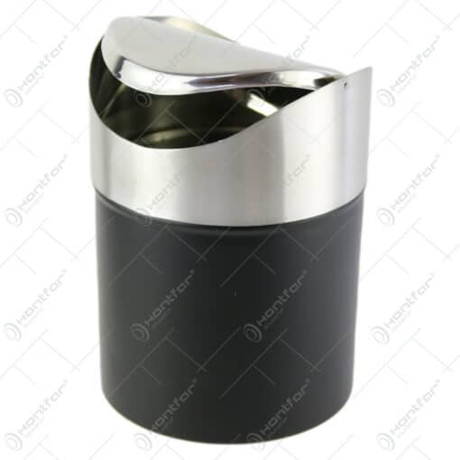 Cos de gunoi din metal 12x16 CM