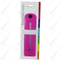 Termometru din metal 18 CM - Diferite culori