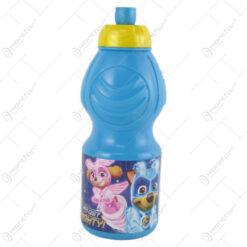 Plosca din plastic Paw Patrol 400 ml