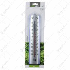 Termometru Silver din plastic 27 CM