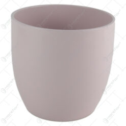 Ghiveci din ceramica Basel Elegance Roz 16x15 CM