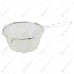 Cos pentru prajit cartofi cu maner 20×9 CM