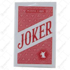 Carti de joc Joker rosu