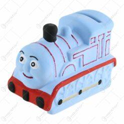 Pusculita Tren din ceramica 14 CM