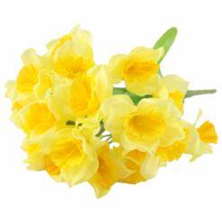 Buchet artificial - Narcisa 47 CM