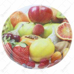 Capac Twist-Off pentru borcane 70 mm Fructe
