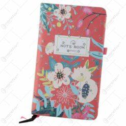 Note Book Flower