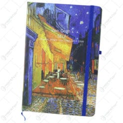 Agenda nedatata Van Gogh's Self 14x21 CM