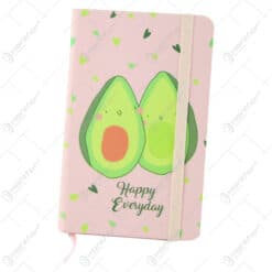 """Agenda nedatata """"Happy Everyday"""" 9x14 CM"""