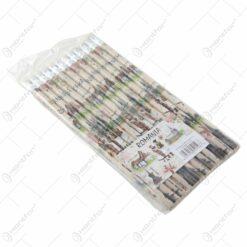 Creion Souvenir din lemn Romania19 CM - Se vinde 12 buc/set