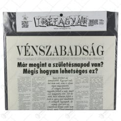 "Cadou haios Ziar ""Venszabadsag""30x42 CM"