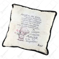 "Perna decorativa 26x26 CM ""Anya az"