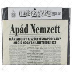 "Cadou haios Ziar ""Apad Nemzett""30x42 CM"