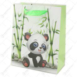 Punga cadou din hartie 18x23 CM - Panda