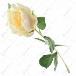 Floare artificiala Trandafir lux 55 CM