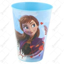 Pahar din plastic Frozen 430 ml