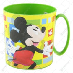 Cana din plastic Mickey Mouse 350 ml