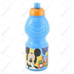Plosca din plastic Mickey Mouse 400 ml