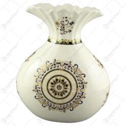 Vaza din ceramica 22x27 - Nobil Aur