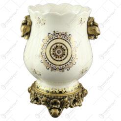 Vaza din ceramica 17x22 - Nobil Aur