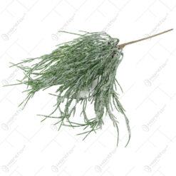 Pick creanga cu glitter verde 58 CM