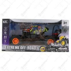 Masina de jucarie Off-road cu telecomanda Extreme