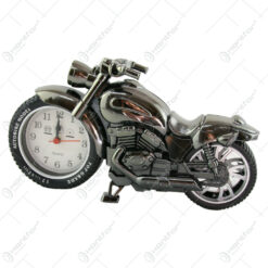 Ceas de masa din plastic Motocicleta 27 CM