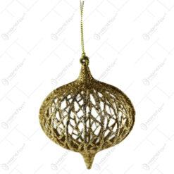 Ornament brad din plastic 6 CM