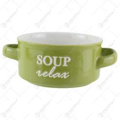 Bol pentru supa din ceramica